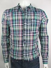 J.C. Rags Shirt Hemd Overhemd Camicia kariert 658 Crew Grape Neu L XXL