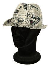 SG Cappello uomo stile Borsalino MOSCHINO articolo 01133