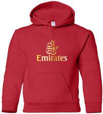 Emirates Airline Retro Logo Emirati Airline Hoody
