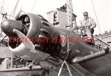 CD OF WW2 GERMAN PHOTO ALBUM TIRPITZ & ARADO PLANE