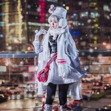 Anime Azur Lane Christmas New Year Snowsuit Cosplay Costume Women Full Set