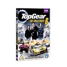 Top Gear - The Challenges 6 [DVD] NEU Jeremy Clarkson