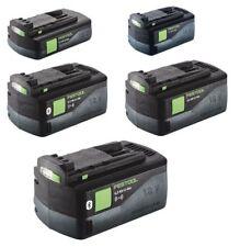 FESTOOL versch. Akkupacks BP 18 Li-Ion 3,1/5,2/6,2Ah für viele 18V Li-Ion Geräte