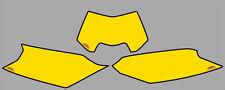 Adesivi Tabelle KTM   EXC 2011- crystal/adesivi/adhesives/stickers/decal