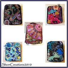 NWT Vera Bradley Lighten Up Lunch Bunch Bag Soft Case Handbag #180520-285