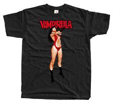 Vampirella V2 Movie Poster T SHIRT Black ALL SIZES S-5XL