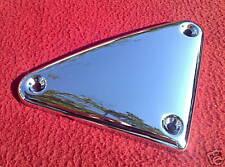 Couvercle d'allumage chromé pour Harley-Davidson Sportster XL