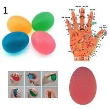 1x Handtrainer Gel Ei Therapieknete Stressball Fingertrainer Squeeze Spielzeug