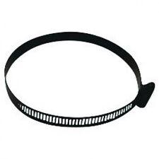 Abrazadera de la manguera 100 / 125er negro/gris Flexrohr aluflexrohre