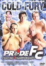 Pride FC - Cold Fury DVD