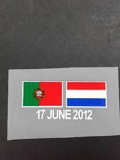 NETHERLANDS EURO 2012 FINALS Jersey Match Details