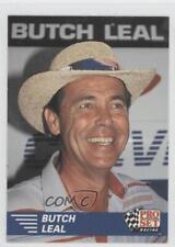 1991 Pro Set NHRA #49 Butch Leal Rookie Racing Card