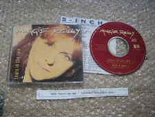 CD Pop Maggie Reilly - Tears In The Rain (2 Song) MCD EMI +presskit