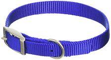 Ancol Heritage Sewn Nylon BLUE Dog Collar