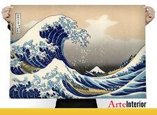 Katsushika Hokusai - La grande onda di Kanagawa fino a  70x100 - Ukiyo-e