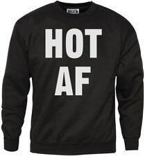 Hot AF - Fashion Hipster Youth & Mens Sweatshirt
