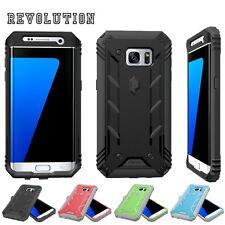 Case For Galaxy S7 / S7 Edge / S7 Active Poetic【Revolution】Dust Resistant Case