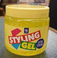 Auswählbar 1000 ml Haargel in Gelb Grün WET LOOK Styling