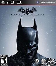 Batman Arkham Origins PS3 Sony PlayStation 3