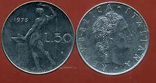 ITALIE  ITALY  50 lire 1973