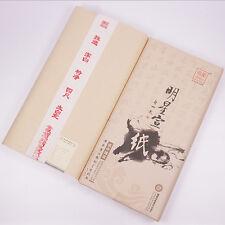 Chinese Anhui Handmade Xuan Paper Rice Paper painting writing brush Calligraphy