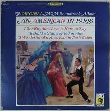 Américain à Paris 33 Tours Gene Kelly Van Jonhson