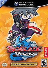 Beyblade VForce: Super Tournament Battle (GameCube)