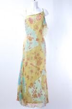 KAPALUA Sommerkleid Gr. 38/ M; 42 / XL 100% Seide Seidenkleid Kleid Trägerkleid