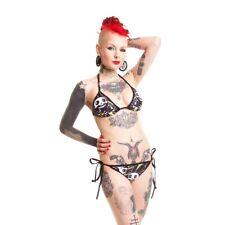 Cupcake Cult Kawaii Geel Gamer Bikini Badeanzug - Thunder Blitze Maus