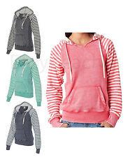 Weatherproof -Ladies Angel Fleece V-notch Hoodie, Hooded Sweatshirt Womens S-2XL