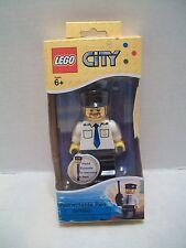 Lego #LGO2223 City Harbor Patrol Retractable Pen NIB 2011!