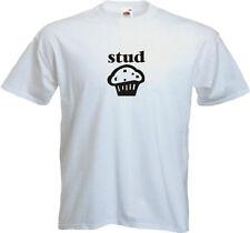 Stud Muffin-Homme Drôle T-Shirt-Toutes les couleurs/tailles