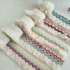 Ethnic Tassels Edging Fringe Trimming Sewing Fabric Curtain DIY Cushions Decor