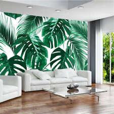 Vibrant Banana Leaf 3D Full Wall Mural Photo Wallpaper Printing Home Kids Decor