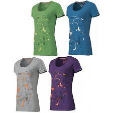 MAMMUT climbinglife T-shirt women si arrampichi MAGLIETTA bouldershirt