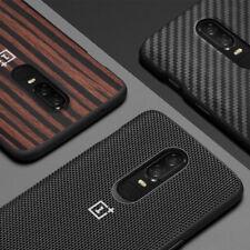100% Original Sandstone Silicon Nylon Karbon Bumper Case For OnePlus 6