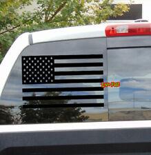 AMERICAN FLAG DECAL STICKER usa flag large vehicle graphic patriot veteran pride