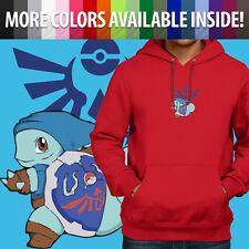 Squirtle Legend Zelda Nintendo Game Unisex Mens Women Pullover Hoodie Sweater