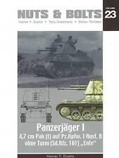 Nuts & Bolts 23: Panzerjager I 4.7 cm Pak (t) Ente