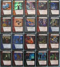 VS System Legion of Super Heroes Foil Cards Part 1/3 001 - 065 (DC)
