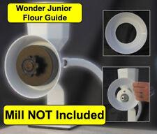 Wonder Junior Grain Mill Flour Guide - NEW - WonderMill