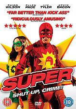 Super [DVD] [2010], Very Good DVD, Michael Rooker, Gregg Henry, Nathan Fillion,
