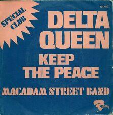 45 TOURS--MACADAM STREET BAND--DELTA QUEEN--70'