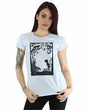 Disney Women's The Jungle Book Silhouette Poster T-Shirt