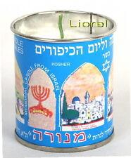 Jewish Memorial Candle, Kaddish Yizkor Yahrzeit /Jahrzeit  & Yom Kippur 26 hours