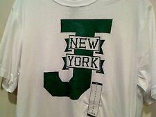 Nike New York Jets Retro Throwback New York J T Shirt  Save 45%