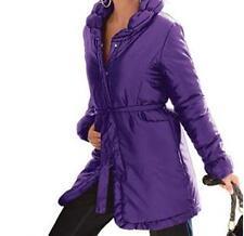 Women's Fall Spring Light weight polyester Parka Jacket Walking dog Fits 2X 3X