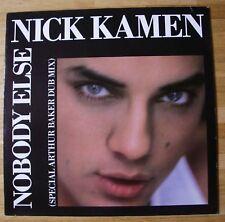 "NICK KAMEN Nobody Else 12""-Maxi/GER"