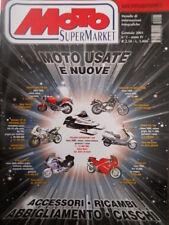 Moto SuperMarket 1 2001 Moto usate e nuove, accessori, ricambi, abbigliamento