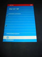 SSP 188 VW LT ab 1997 Konstruktion + Funktion
